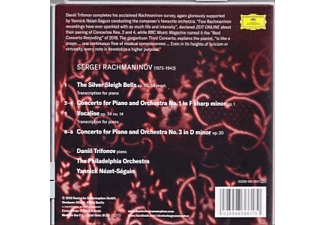 The Philadelphia Orchestra, Daniil Trifonov - Destination Rachmaninov-Arrival  - (CD)
