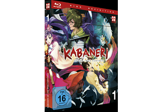 Kabaneri of the Iron Fortress - Vol. 1 - Ep. 1-4 Blu-ray