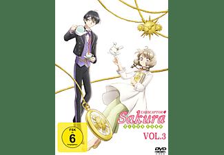 Cardcaptor Sakura – Clear Card Arc – 2. Staffel – DVD Vol. 3 - Ep. 12-17 DVD
