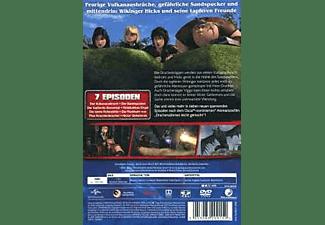 Dragons-Auf zu neuen Ufern-Staffel 5-Vol.... DVD