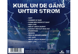 Kuhl un de Gäng - Unter Strom  - (CD)