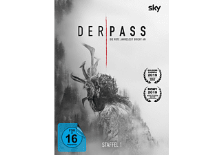 Der Pass - Staffel 1 DVD