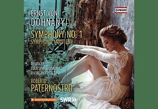 Deutsche Staatsphilharmonie Rheinland-Pfalz - Sinfonie 1  - (CD)