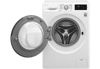 LG ELECTRONICS Waschmaschine 8kg Weiß A+++ F14WM8KN1
