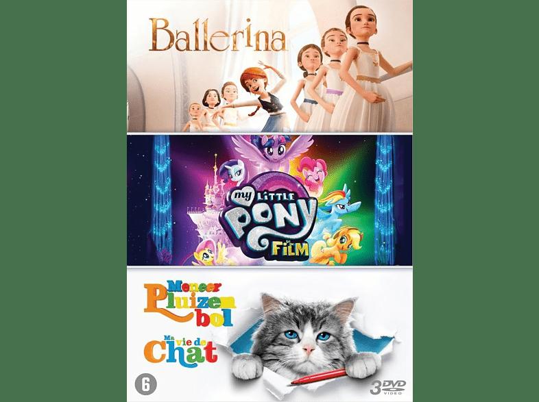 Ballerina - My Little Pony - Meneer Pluizenbol - DVD