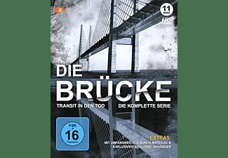 Die Brücke-Die Komplette Serie Blu-ray