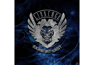 Lioncage - Done At Last  - (CD)