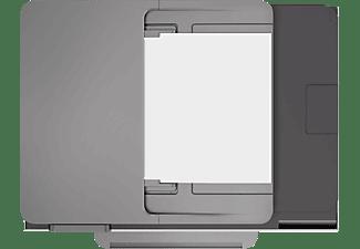 HP OfficeJet 8014 + instant Ink (9 Monate) Thermal Inkjet Multifunktionsdrucker WLAN