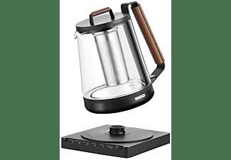 UNOLD Wasser-/ Teekocher Digital 1.5l Glas