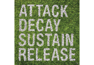 Simian Mobile Disco - Attack Decay Sustain Release CD