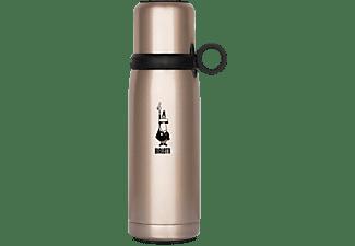 BIALETTI Isolierflasche mit Becher RSG015, Rose Gold