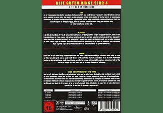 Van Damme - 4 Filme DVD