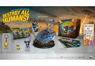 Destroy All Humans! DNA Collectors Edition - [PC]