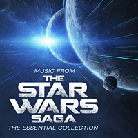 Robert Ziegler - Music From The Star Wars Saga-The Essential Collec [CD]