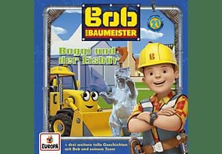 Bob Der Baumeister - 021/Baggi und der Eisbär  - (CD)