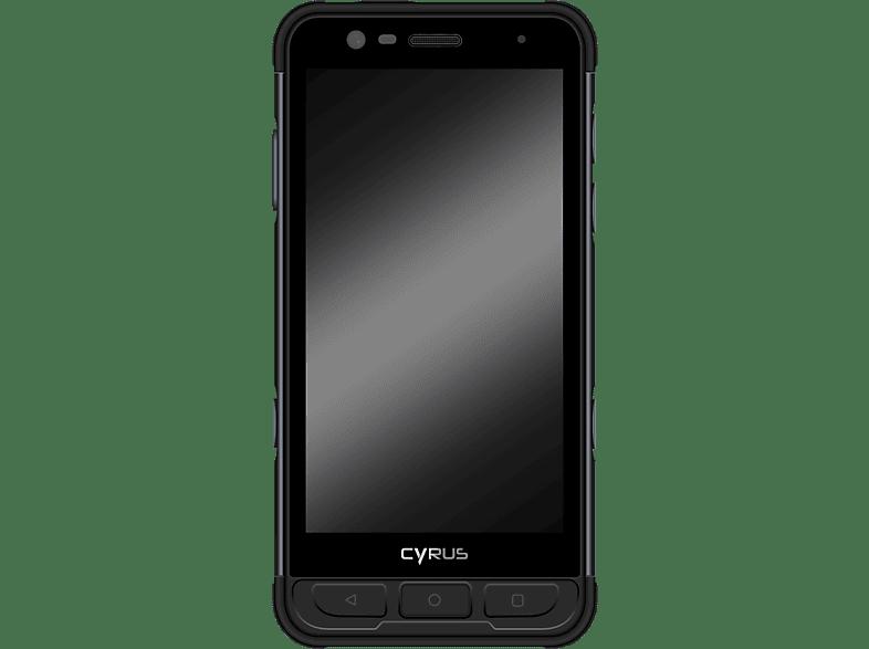 CYRUS CS45 XA  64 GB Schwarz Dual SIM
