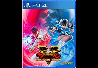 Street Fighter V: Champion Edition - [PlayStation 4]