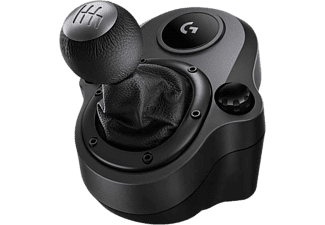 LOGITECH Driving Force Shifter - Cambio (Nero)