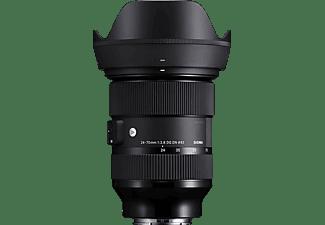 SIGMA Objektiv Art 24-70mm F2.8 DG DN für Sony-E, schwarz