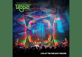 Todd Rundgren - Live At Chicago Theater (DVD+Blu-Ray+2 CDS)  - (CD + Blu-ray Disc)