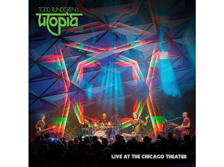 Todd Rundgren - Live At Chicago Theater (DVD+Blu-Ray+2 CDS) [CD + Blu-ray Disc]