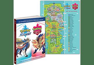 Pokemon Schwert und Pokemon Schild - off. Buch