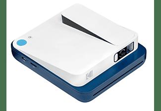 KODAK Sofortbilddigitalkamera + Bluetooth (Blau) Sofortbildkamera, Blau