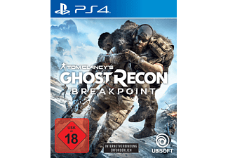 Tom Clancy's Ghost Recon: Breakpoint - [PlayStation 4]
