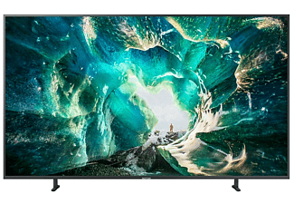 "TV LED 82"" - Samsung UE82RU8005UXXC, 4K UHD, HDR, Smart TV, Ultra Dimming, IA, Potenciador de juegos, Negro"
