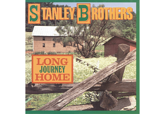 The Stanley Brothers - LONG JOURNEY HOME  - (CD)