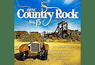 VARIOUS - New Country Rock Vol.15  - (CD)