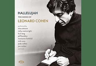 VARIOUS - Halleluja-The Songs Of Leonard Cohen  - (CD)
