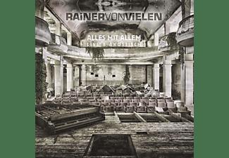 Rainer Von Vielen - Alles Mit Allem  - (CD)