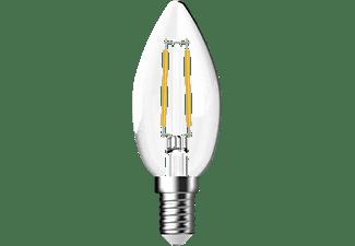 OK. OKLED-AE14-C35F-2.5W LED-Lampe E14 Warmweiß 250 Lumen