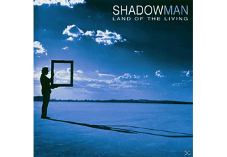 Shadowman - LAND OF THE LIVING  - (CD)