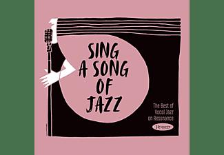 VARIOUS - SING A SONG OF JAZZ  - (CD)