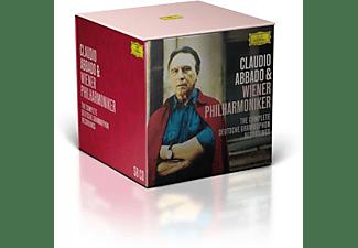 Claudio Abbado - THE COMPLETE DEUTSCHE GRAMMOPHON RE  - (CD)