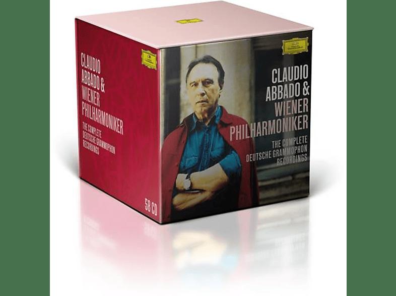 Claudio Abbado - THE COMPLETE DEUTSCHE GRAMMOPHON RE [CD]