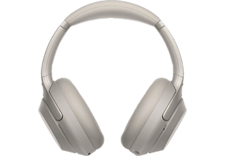 SONY WH-1000XM3 - Casque Bluetooth (Over-ear, Argent)