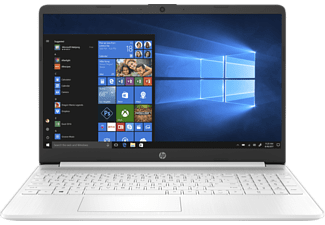 HP 15S-FQ1043NH  8NG46EA Fehér laptop (15,6'' FHD/Core i5/8GB/256 GB SSD/Win10H)