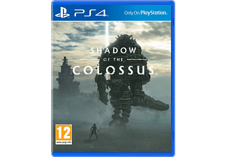 PS4 - Shadow of the Colossus /F