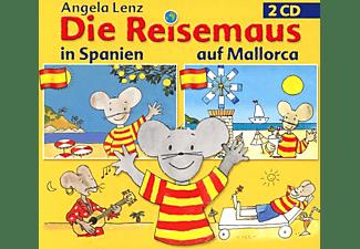 Angela Lenz - Die Reisemaus in Spanien und auf Mallorca  - (CD)