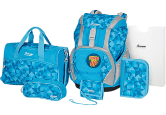 SAMSONITE Sammies Ergofit Set 2.0 - Game Time - Sac à Dos Scolaire set (Multicolore)