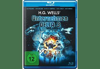 Unternehmen Delta 3 Blu-ray