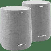 HARMAN KARDON Citation One MKII Duo Bluetooth Lautsprecher, Bluetooth, Grau