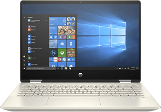 "HP Pavilion x360 14-dh1704nz - Convertibile (14 "", 256 GB SSD, Oro)"