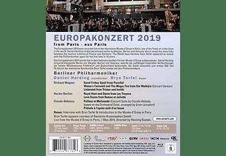 Berliner Philharmoniker, Bryn Terfel - Europakonzert 2019  - (Blu-ray)