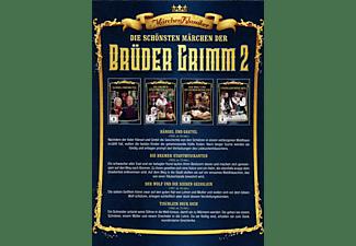 Die Schönsten Märchen Der Brüder Grimm-(Box 2) DVD