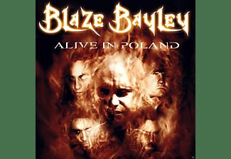 Blaze Bayley - Alive In Poland  - (CD)