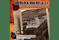 Sherlock Holmes & Co - Das Flammende Phantom-Vol.13 - (CD)